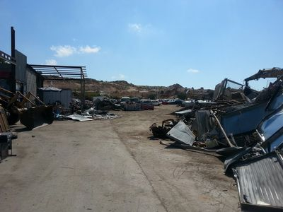scrapyard breakers parts paphos 01