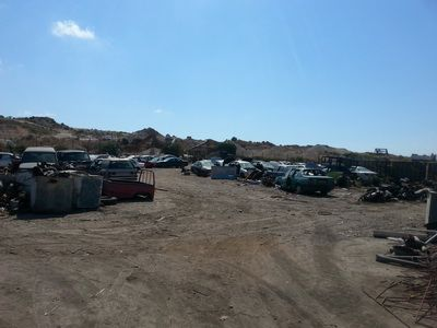 scrapyard breakers parts paphos 04