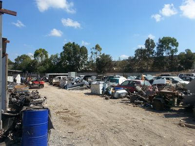 scrapyard breakers parts paphos 05