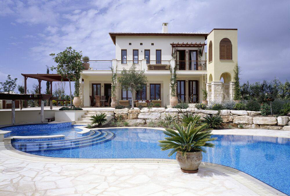 property services villa
