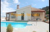 PP137, Three bed villa for sale in Peyia