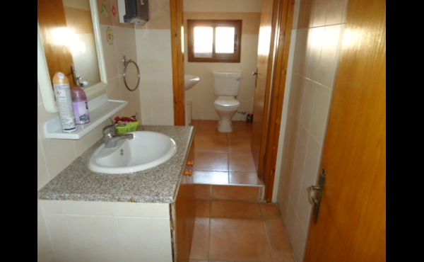 Male toilet upstairs