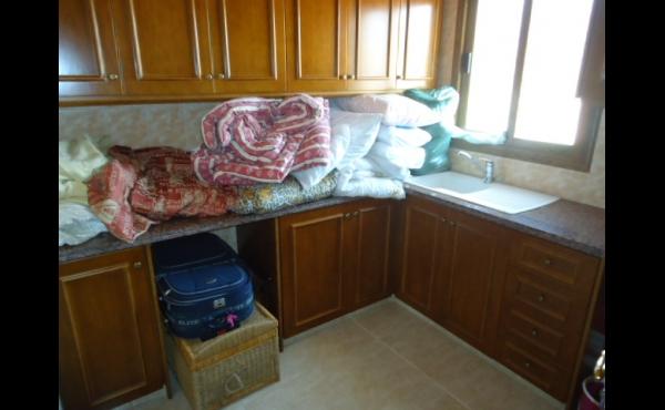 Upstairs mini kitchen