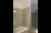 BATHROOM AND SHOWER IN MASTER BEDROOM