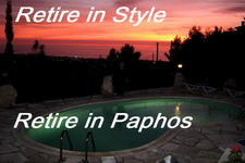 Paphos community wellness retirement villages, Cyprus
