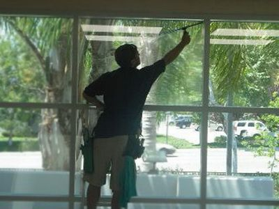 window cleaning paphos area